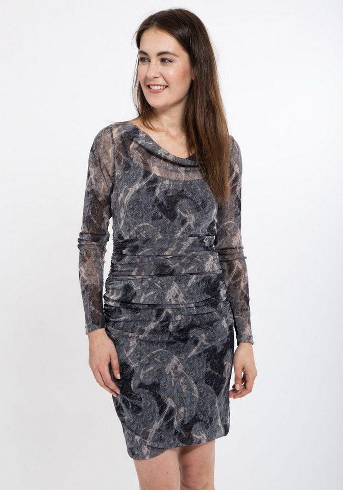 Mexx Sommerkleid in grau