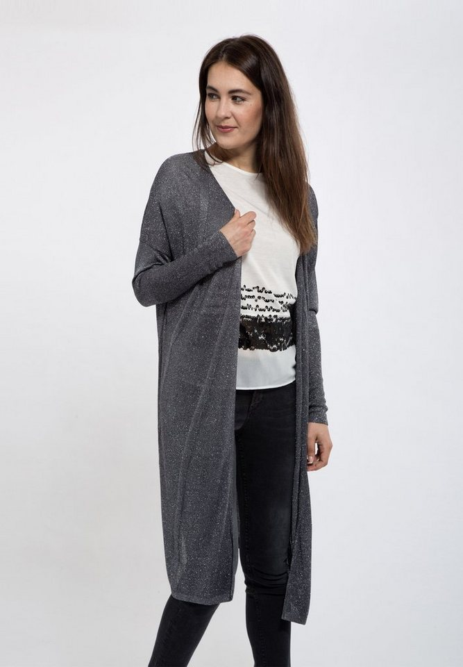 Mexx Cardigan in grau
