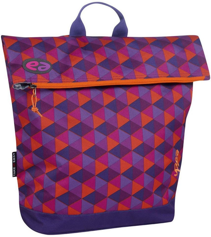 YZEA Rucksack, »Courier, Cone«