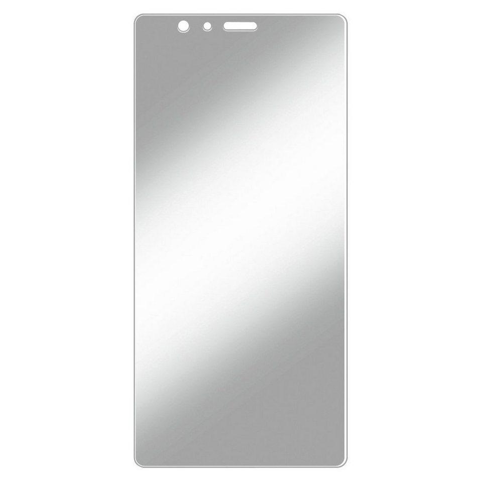 Hama Display-Schutzfolie Crystal Clear für Huawei P9, 2 Stück in Transparent