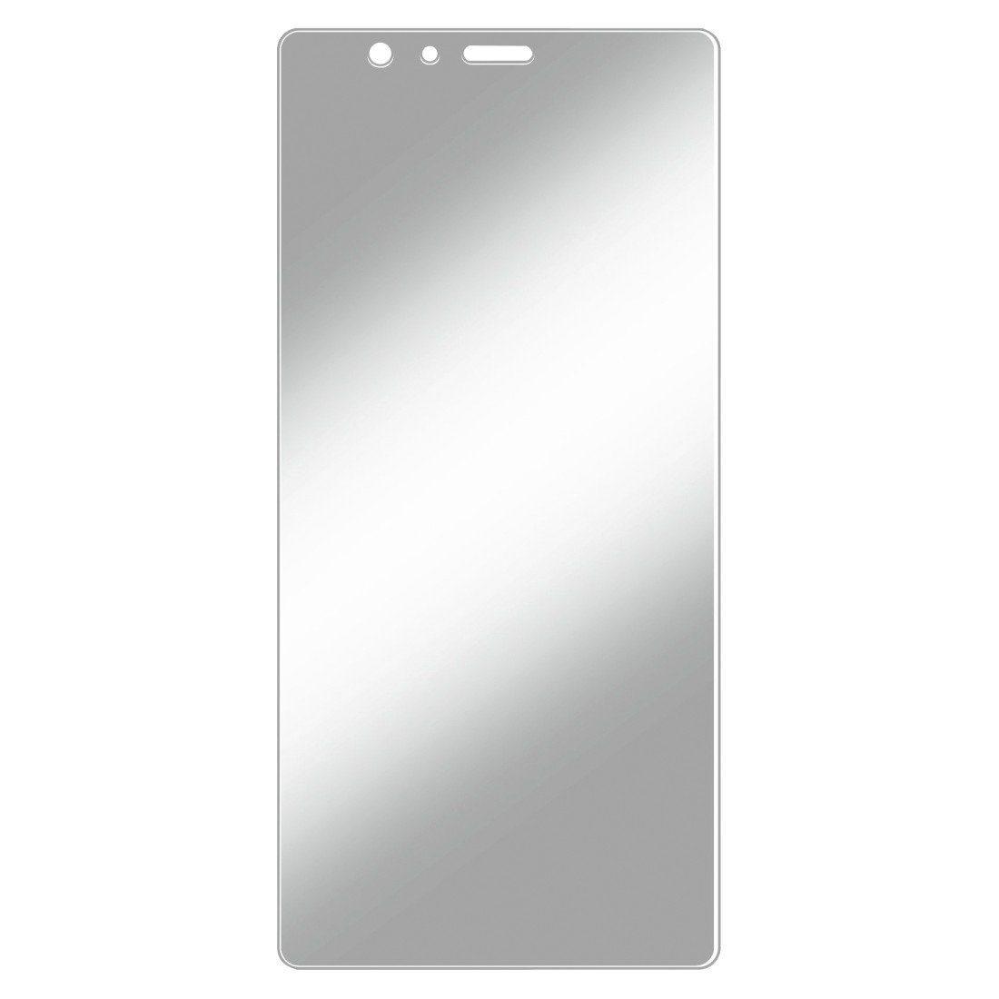 Hama Display-Schutzfolie Crystal Clear für Huawei P9, 2 Stück