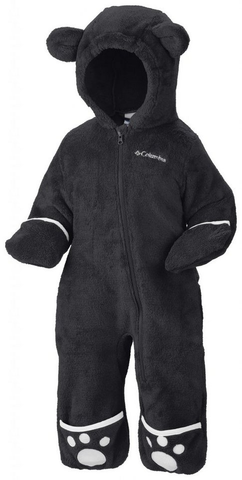 Columbia Sportanzug »Foxy Baby II Bunting« in schwarz