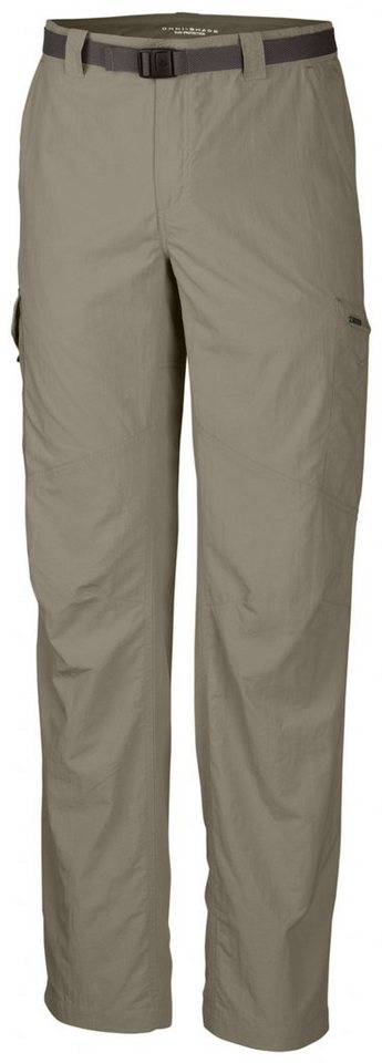 Columbia Outdoorhose »Silver Ridge Cargo Pant Men« in braun