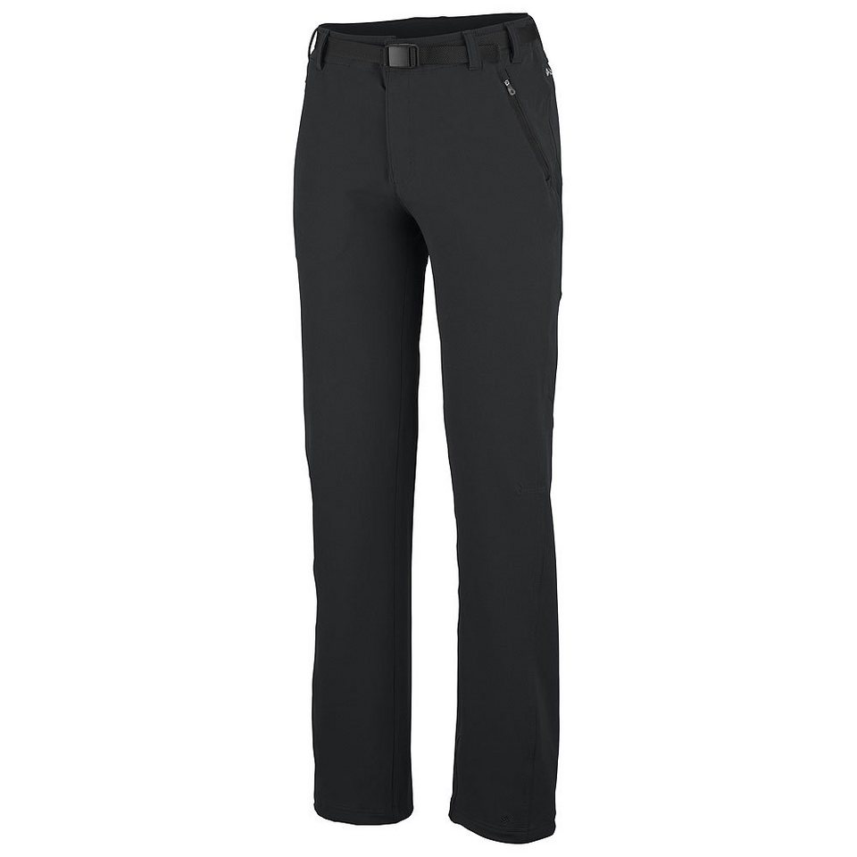 Columbia Outdoorhose »Maxtrail Pant Men« in schwarz