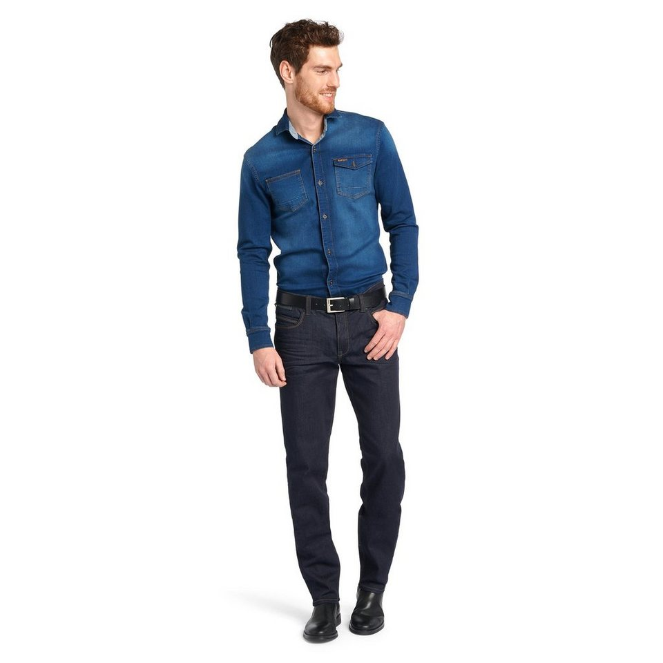 H.I.S Jeans »Cliff« in dressed blue