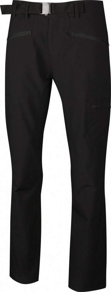 High Colorado Outdoorhose »Nos Monte-M Trekkinghose Herren« in schwarz