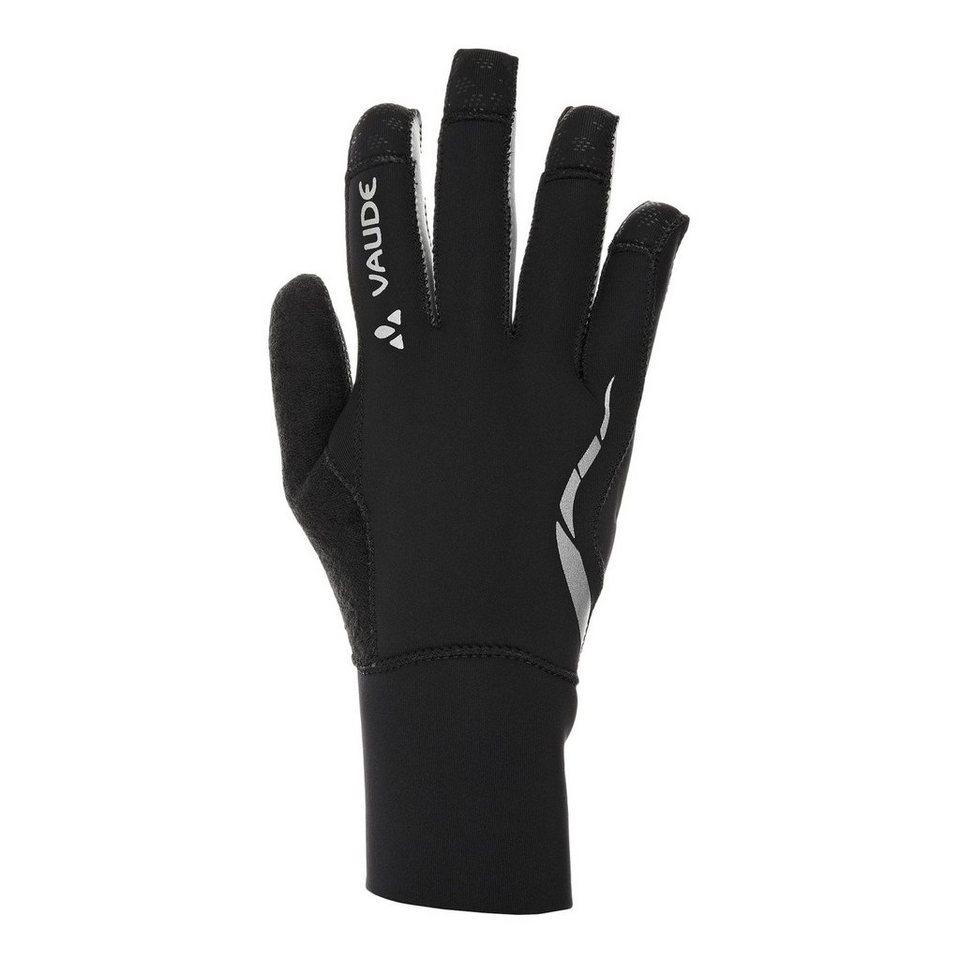 VAUDE Fahrrad Handschuhe »Chronos Gloves« in schwarz