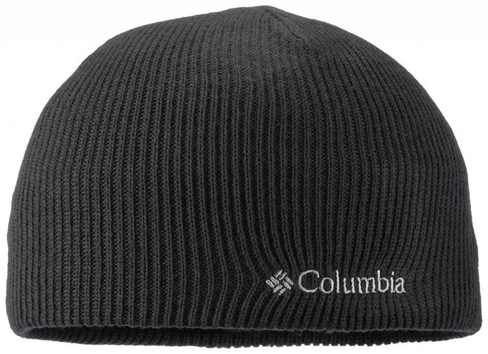 Columbia Hut »Whirlibird Watch Cap Beanie« in schwarz