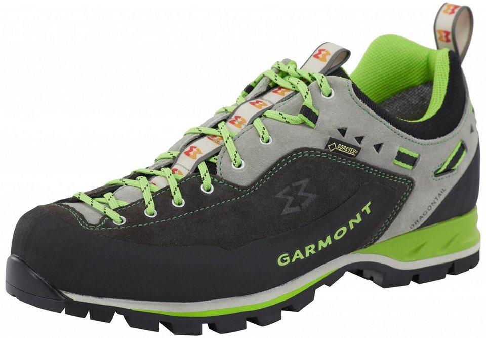 Garmont Kletterschuh »Dragontail MNT GTX Shoes Men« in grün
