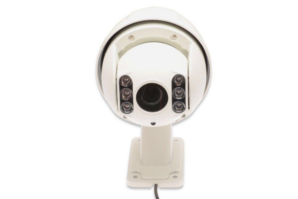 Digitus Überwachungskamera »Plug&View OptiZoom Pro«