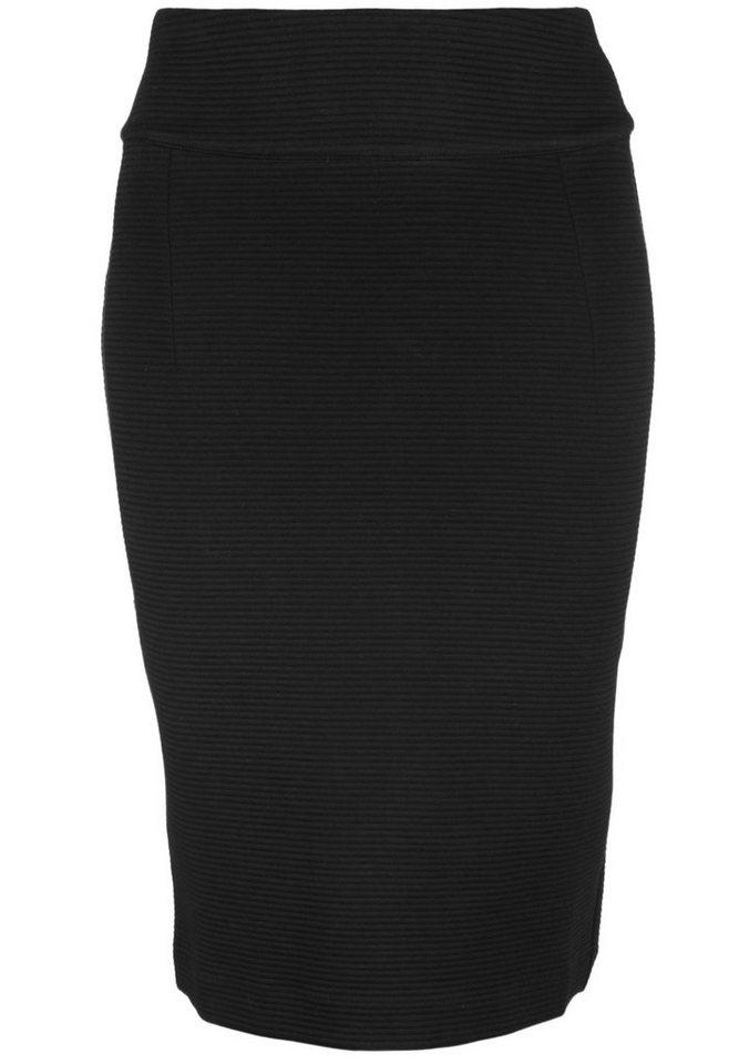 Blaumax Bleistiftrock »CHARLOTTE« in black