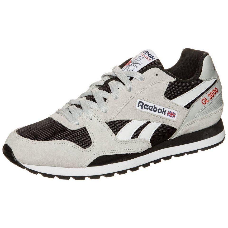 REEBOK GL 3000 Sneaker Herren in grau / schwarz