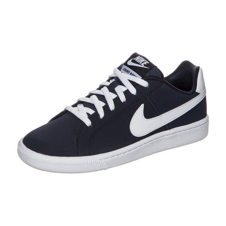 Nike Sportswear Court Royale Sneaker Kinder in dunkelblau / weiß