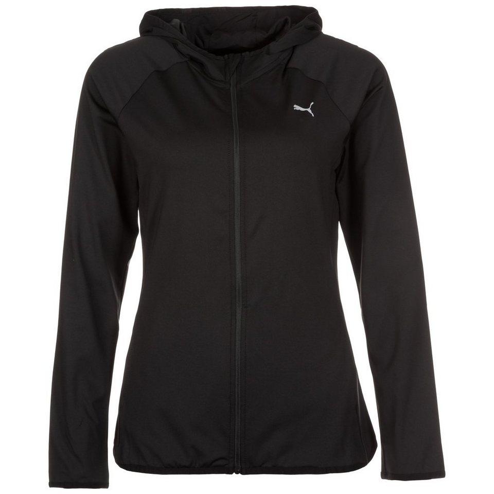 PUMA Essential Loose Trainingsjacke Damen in schwarz