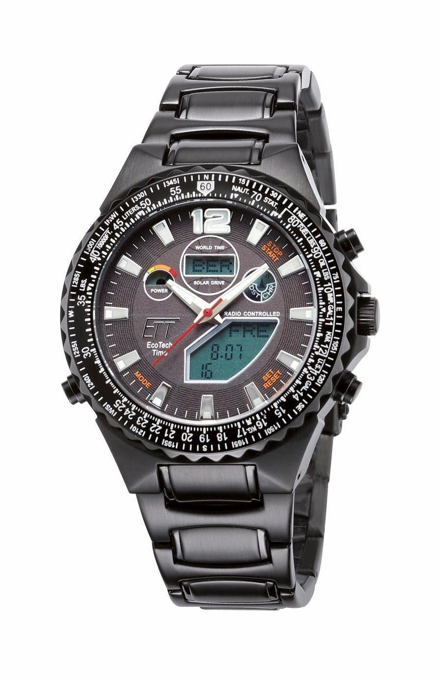 ETT Funkchronograph »EGS-11319-21M«