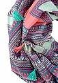 J. Jayz Modeschal mit farbenfrohen Muster, Bild 2