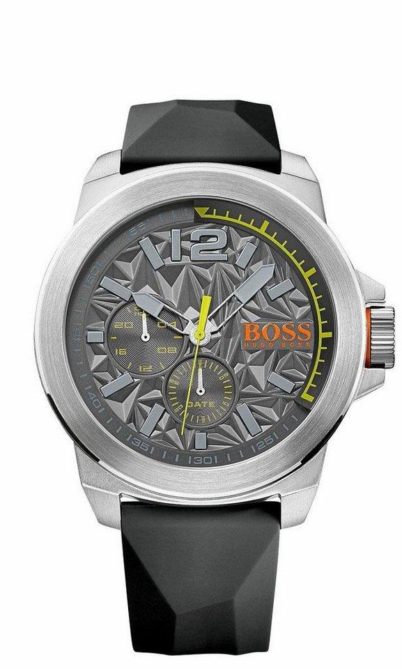 Boss Orange Multifunktionsuhr »1513347« in schwarz