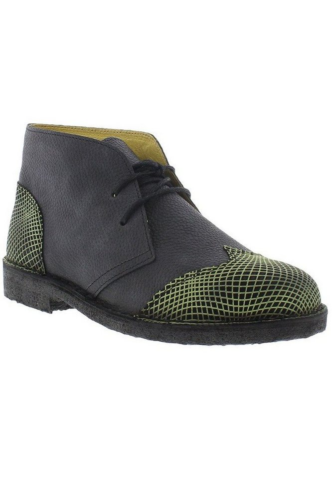 FLY LONDON Boots »CAPI917FLY solero« in grün