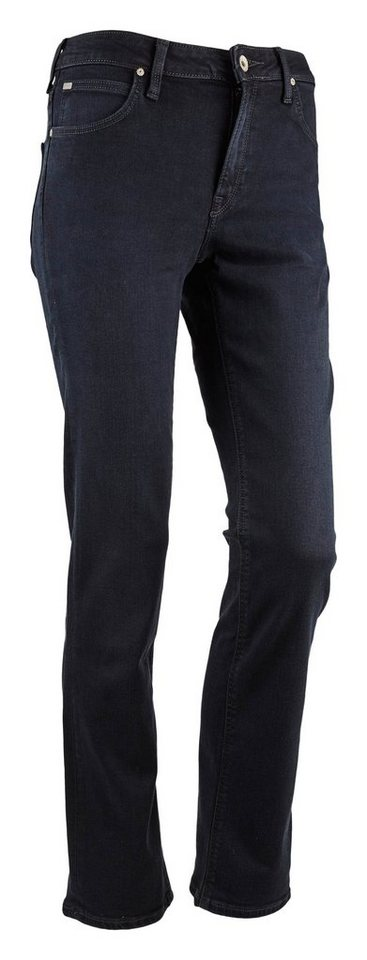 Lee Jeans »MARION STRAIGHT RAVEN BLUE« in blau