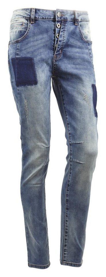 Fritzi aus Preußen Jeans »Ohio« in blau