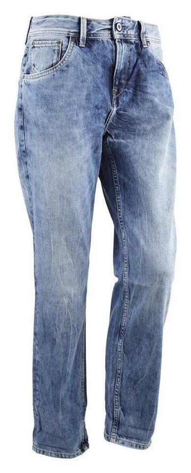 Pepe Jeans Jeans »VAGABOND« in blau