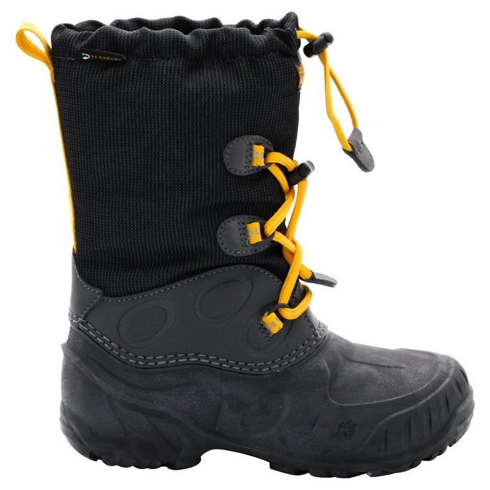 Jack Wolfskin Winterstiefel »ICELAND TEXAPORE HIGH K« in burly yellow XT