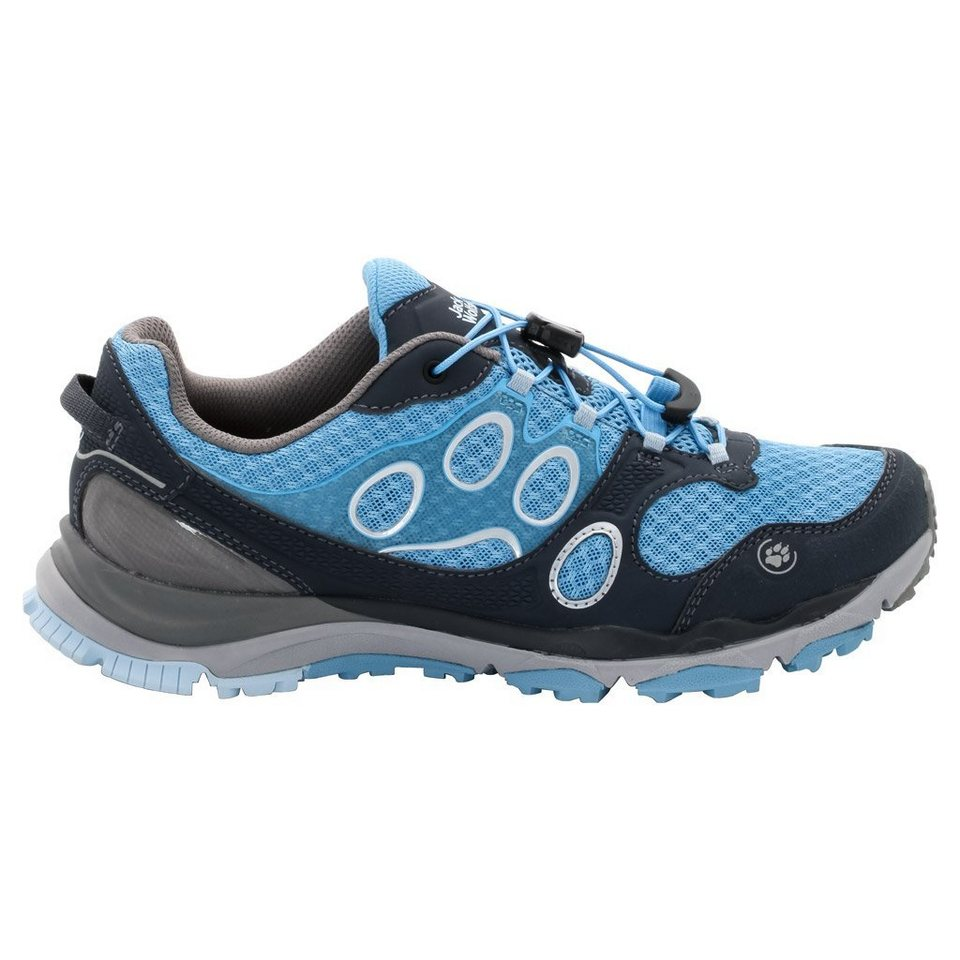 Jack Wolfskin Trailrunningschuh »TRAIL EXCITE LOW W« in light sky