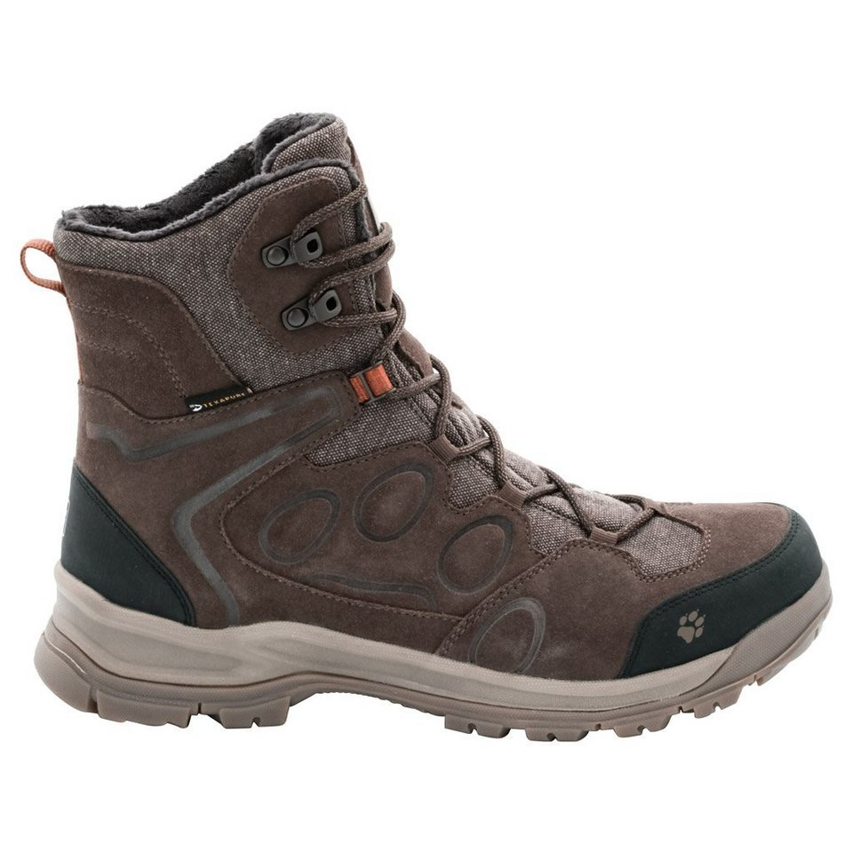Jack Wolfskin Winterstiefel »THUNDER BAY TEXAPORE HIGH M« in mocca