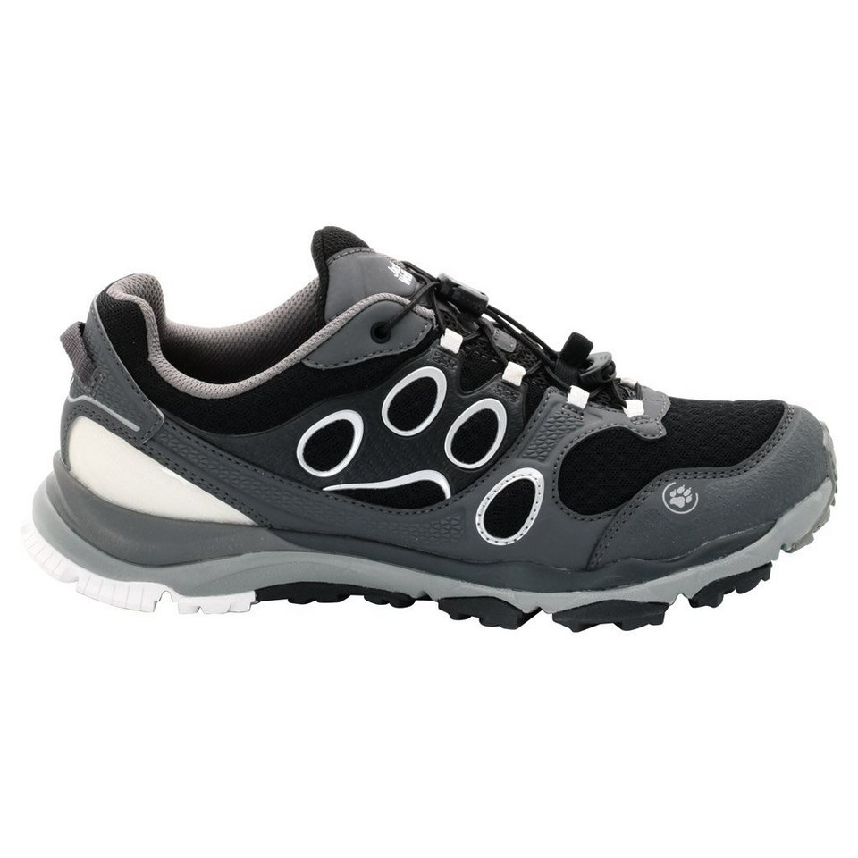 Jack Wolfskin Trailrunningschuh »TRAIL EXCITE LOW W« in white rush