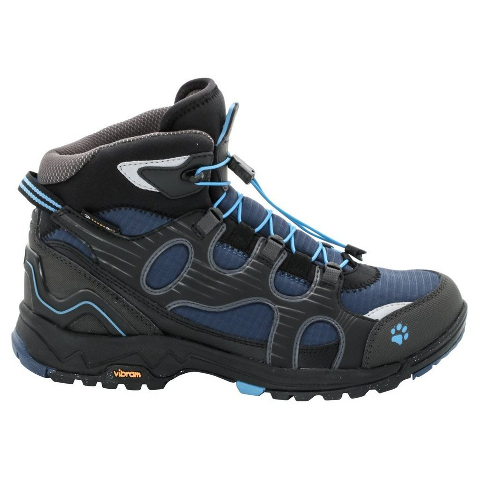 Jack Wolfskin Winterwanderschuh »CROSSWIND WT TEXAPORE MID W« in light sky