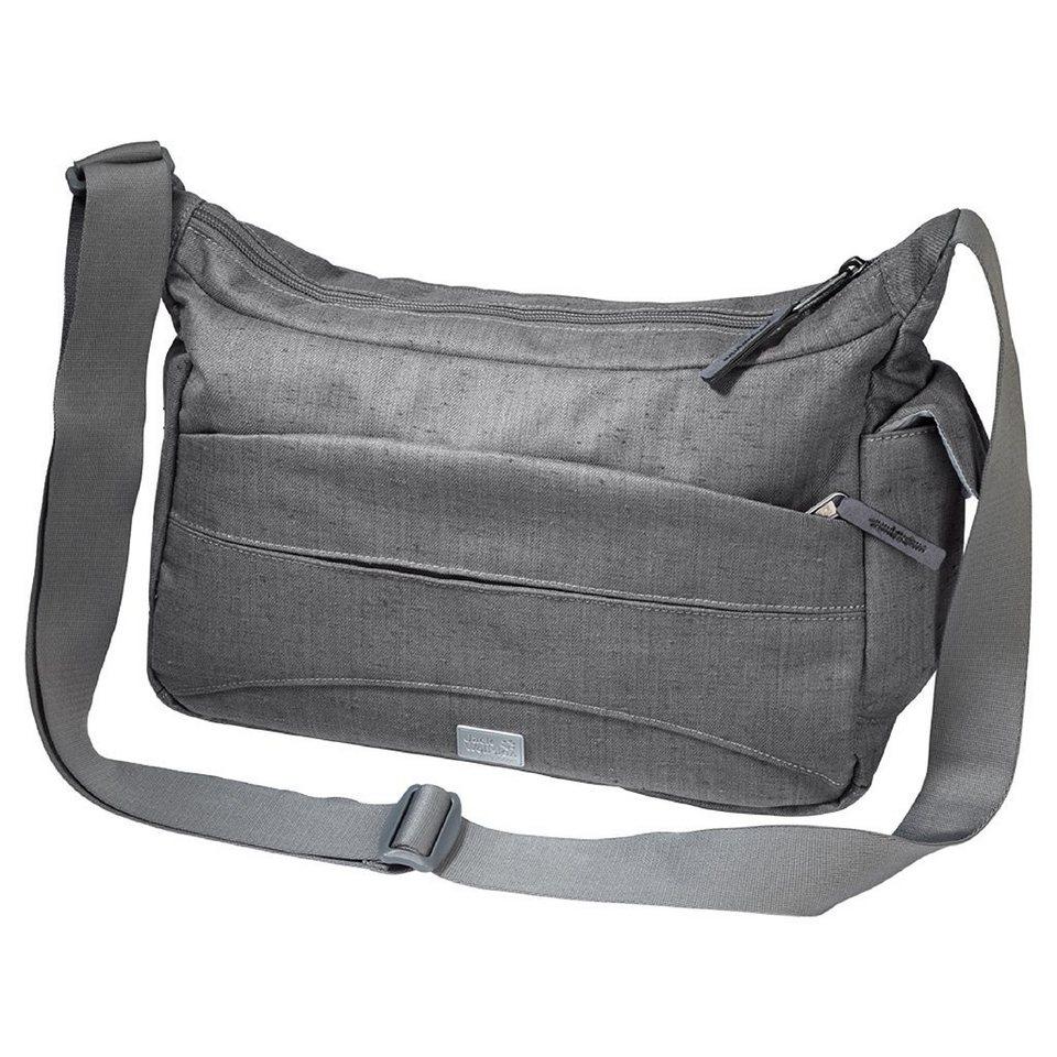 Jack Wolfskin Tasche »BOOMTOWN DE LUXE« in tarmac grey