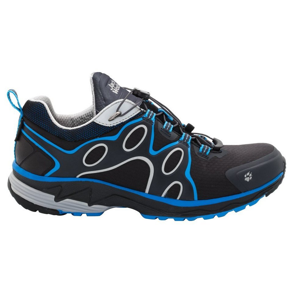 Jack Wolfskin Trailrunningschuh »PASSION TRAIL TEXAPORE LOW M« in brilliant blue