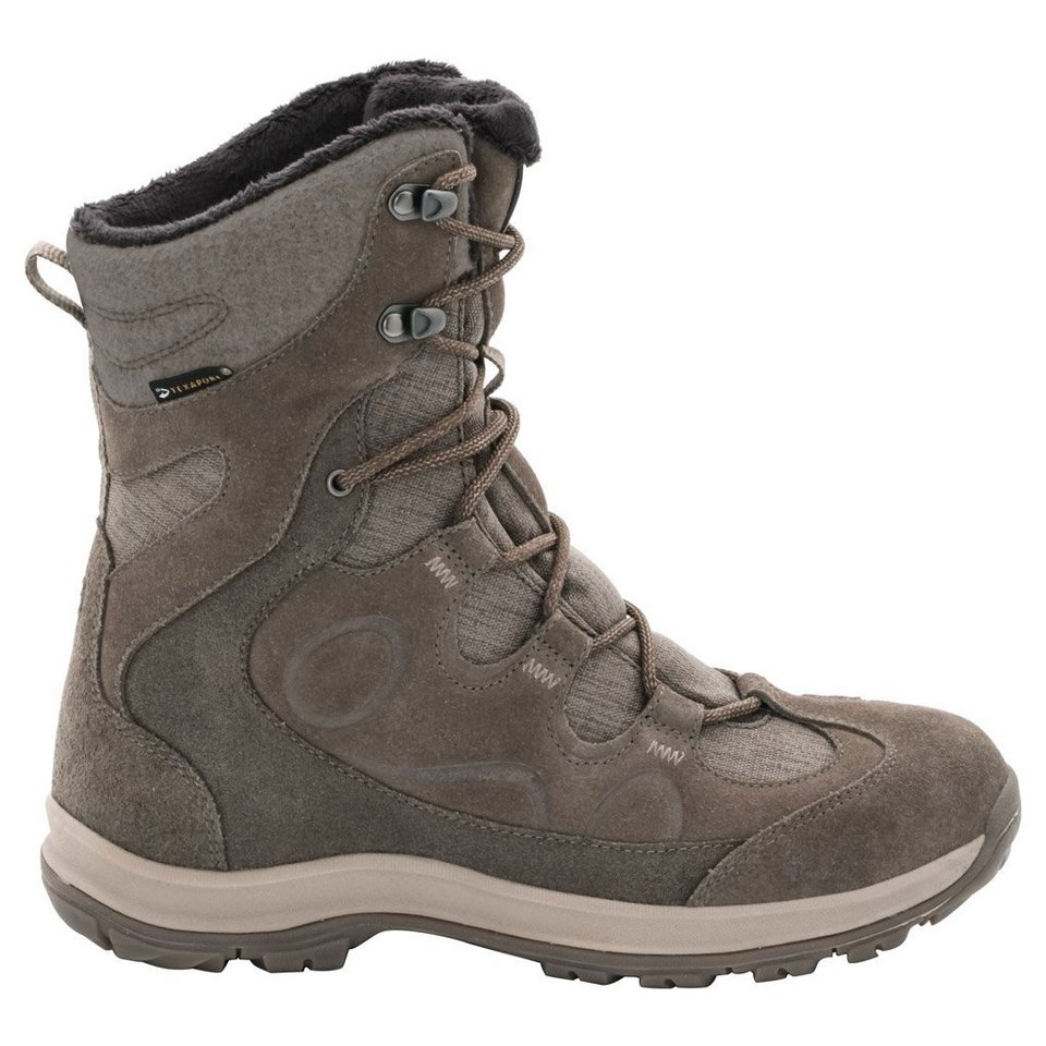 Jack Wolfskin Winterstiefel »THUNDER BAY TEXAPORE HIGH W« in siltstone