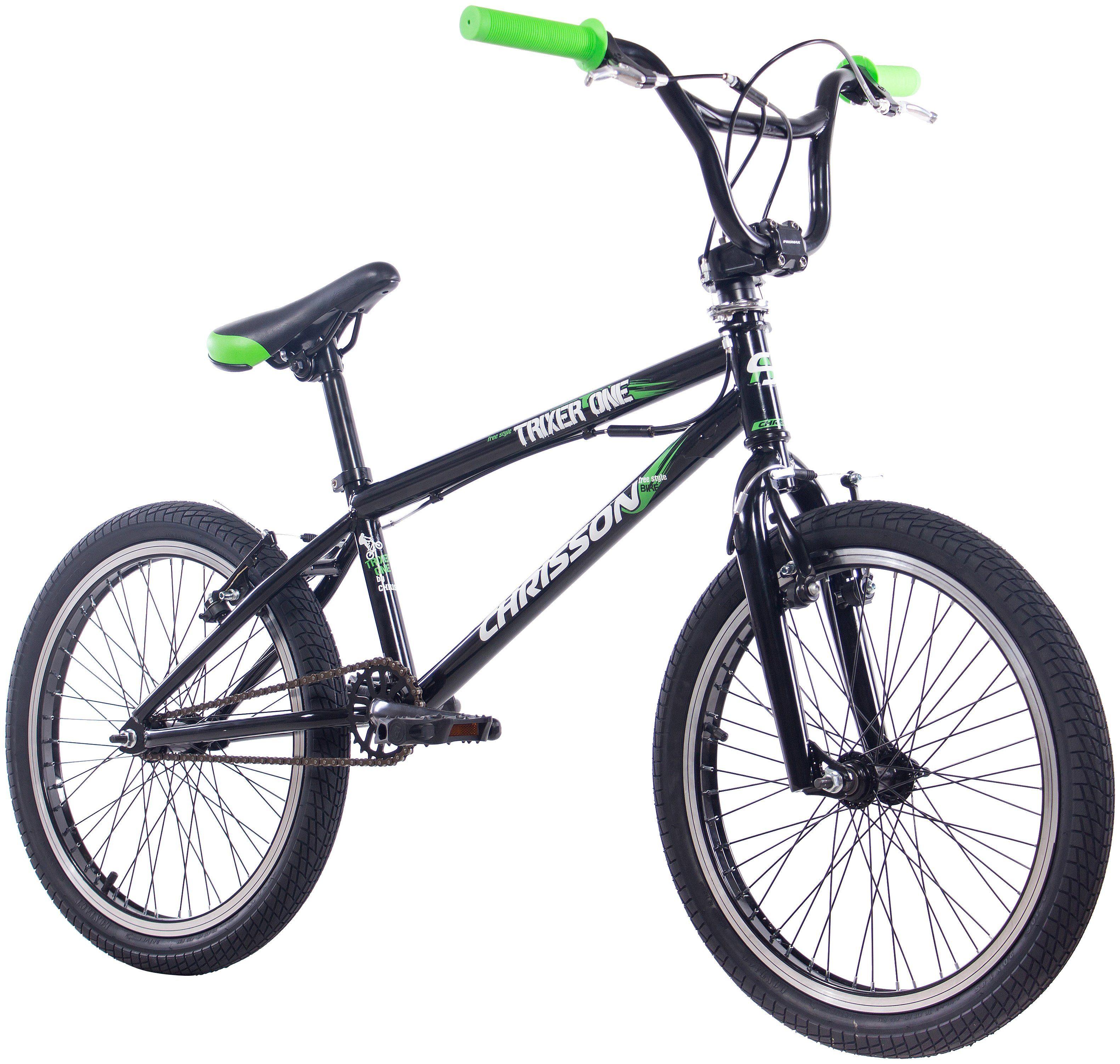 CHRISSON BMX »Trixier One«, 20 Zoll, 1 Gang, V-Bremsen