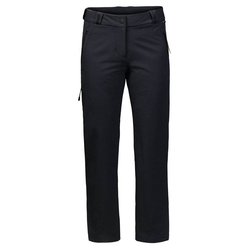 Jack Wolfskin Outdoorhose »ACTIVATE THERMIC PANTS WOMEN« in black