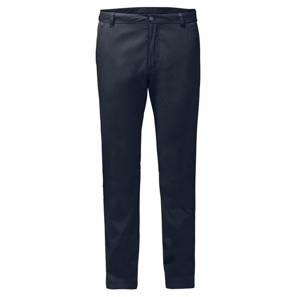 Jack Wolfskin Outdoorhose »ARCTIC ROAD PANTS MEN« in night blue