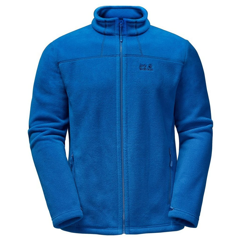 Jack Wolfskin Fleecejacke »THUNDER BAY« in azure blue