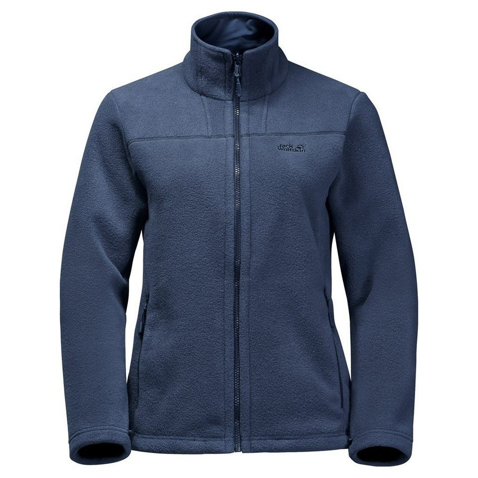 Jack Wolfskin Fleecejacke »VERTIGO WOMEN« in dark sky