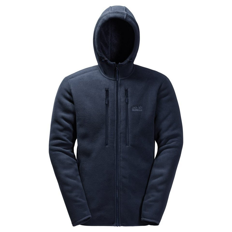 Jack Wolfskin Fleecejacke »WESTFJORD« in night blue