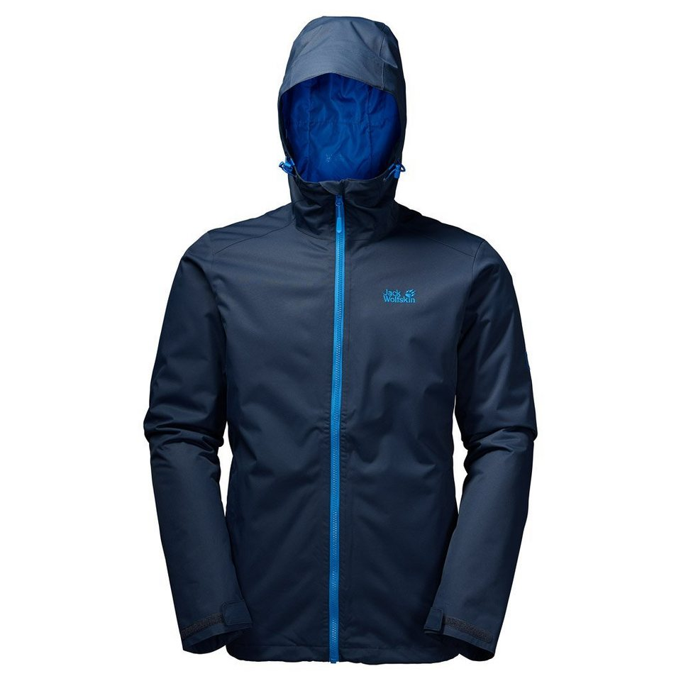 Jack Wolfskin Outdoorjacke »CHILLY MORNING MEN« in night blue