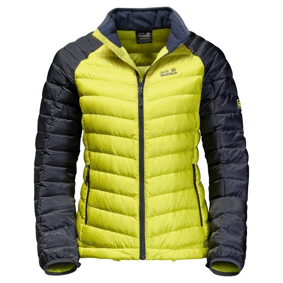 Jack Wolfskin Outdoorjacke »ZENON TRACK WOMEN« in bright absinth