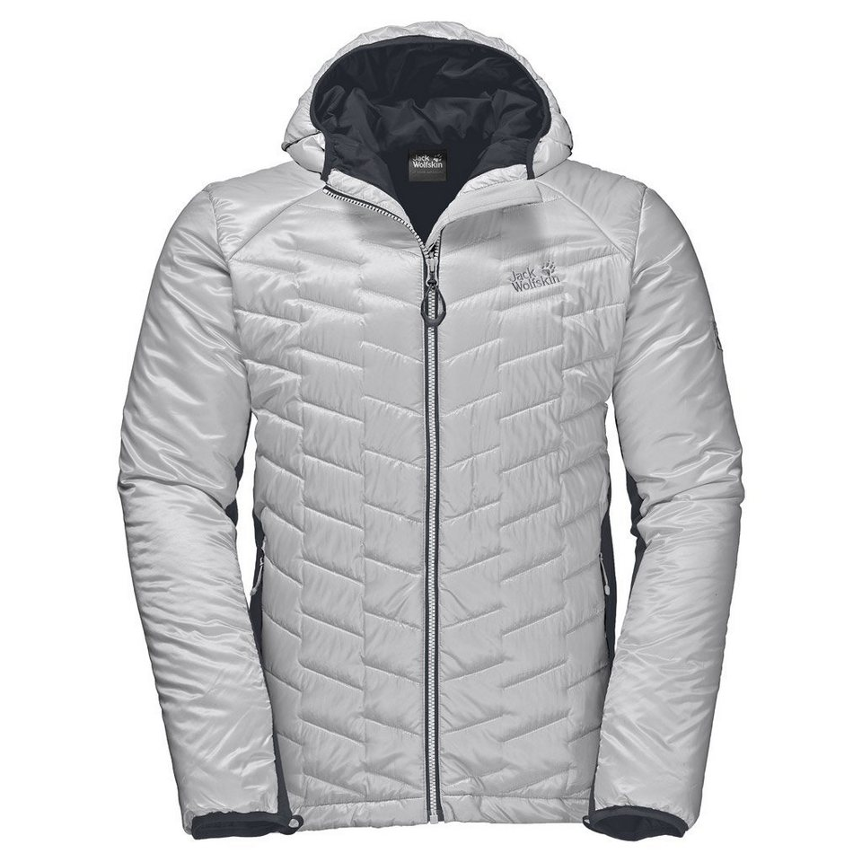 Jack Wolfskin Outdoorjacke »ICY TUNDRA MEN« in grey haze