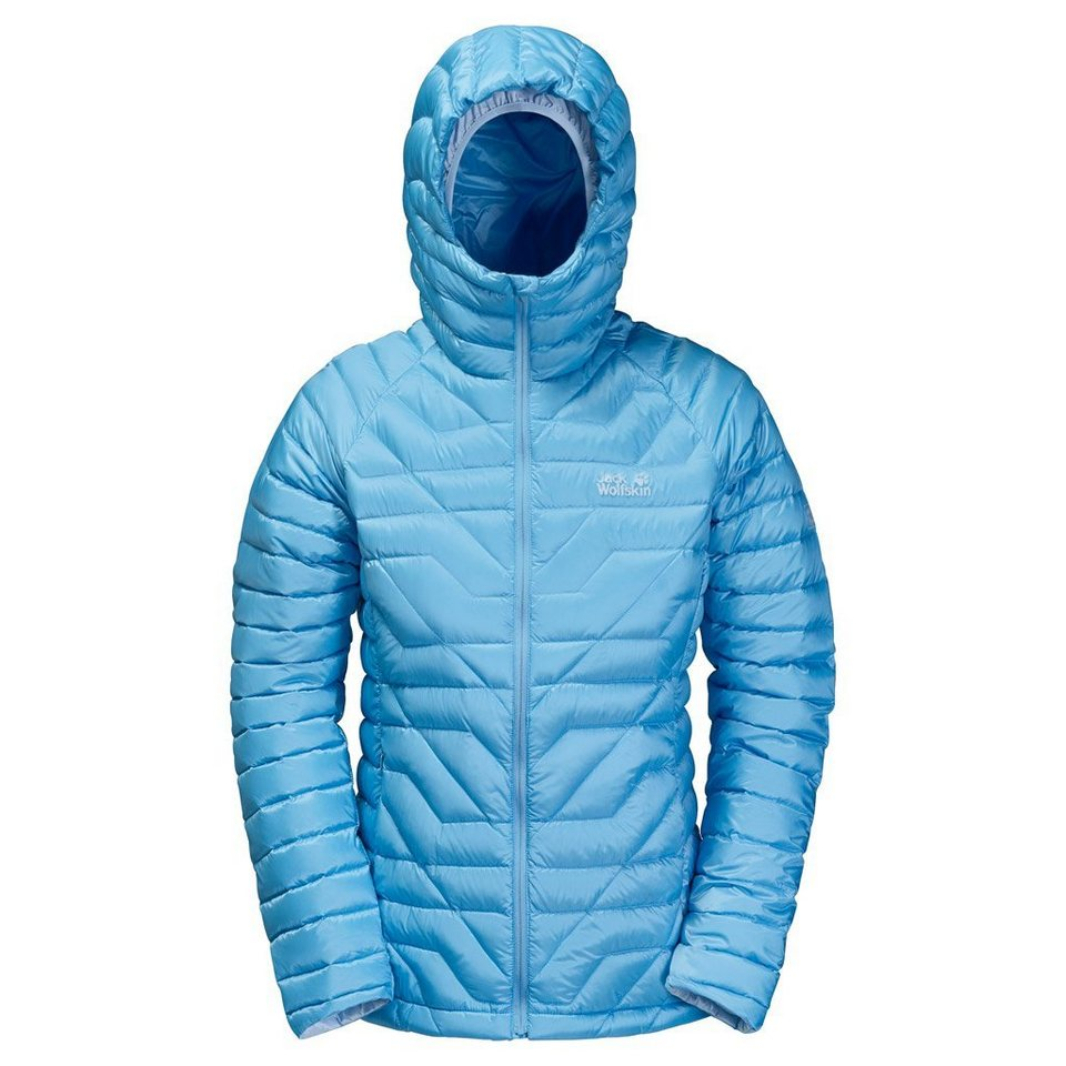 Jack Wolfskin Daunenjacke »ARGO SUPREME WOMEN« in light sky