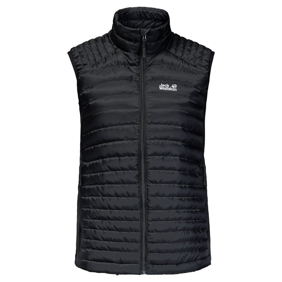 Jack Wolfskin Outdoorweste »ATMOSPHERE VEST WOMEN« in black