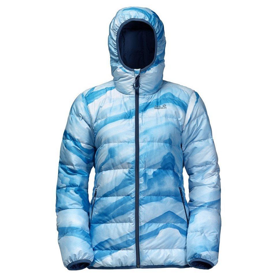 Jack Wolfskin Daunenjacke »HELIUM ICE WOMEN« in brilliant blue