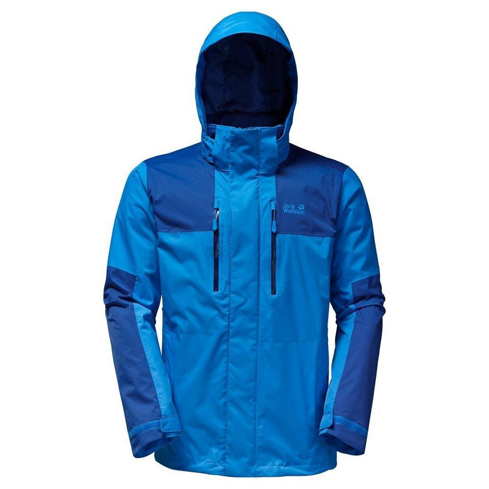 Jack Wolfskin Outdoorjacke »JASPER FLEX MEN« in brilliant blue