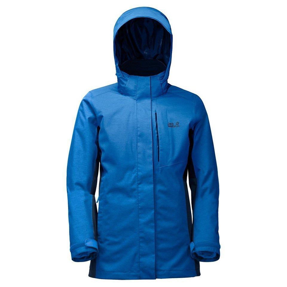 Jack Wolfskin Outdoorjacke »VIKING SKY WOMEN« 2 teilig in azure blue