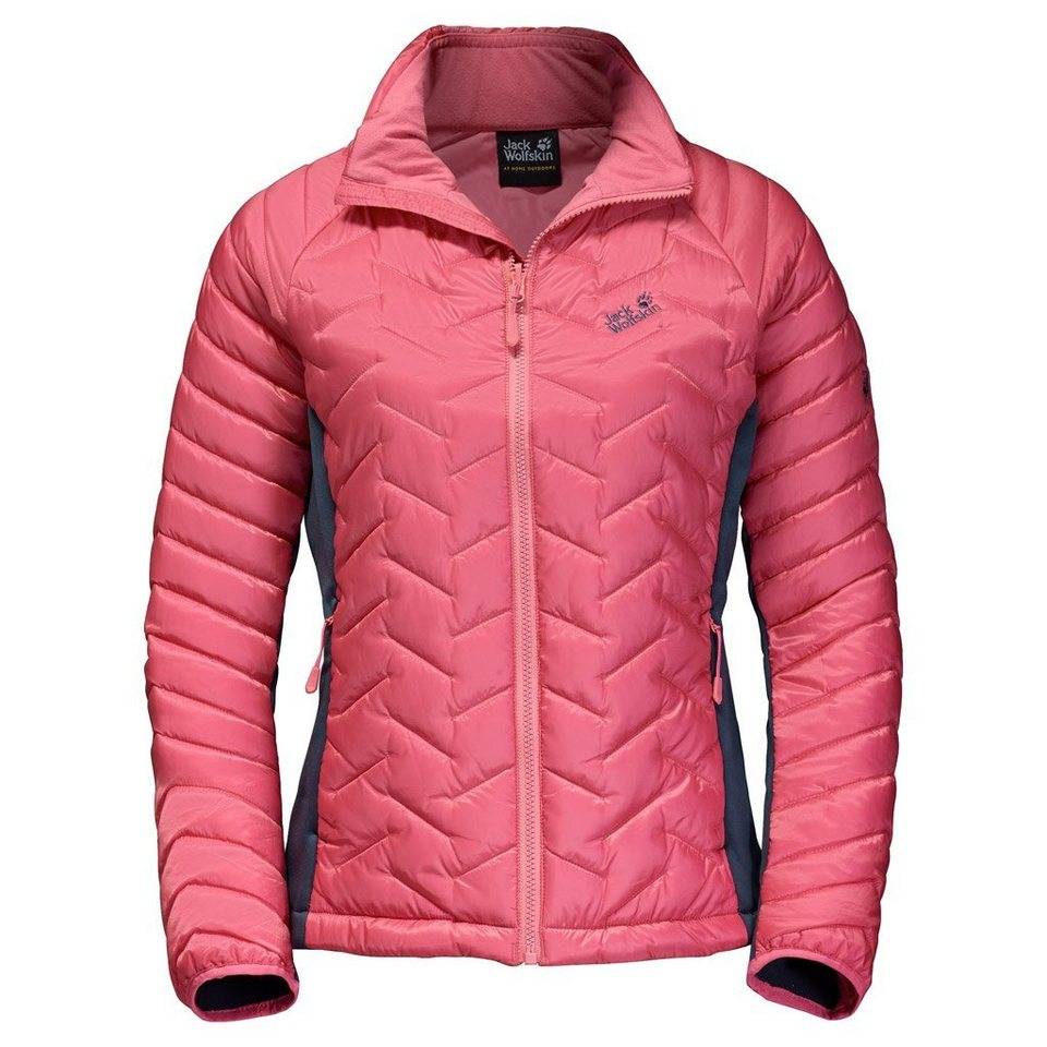 Jack Wolfskin Outdoorjacke »ICY WATER WOMEN« in rosebud