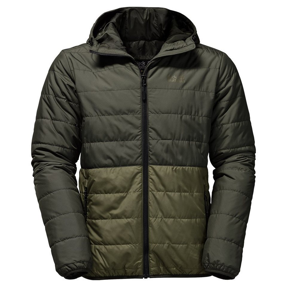 Jack Wolfskin Outdoorjacke »COOPER BAY MEN« in peat