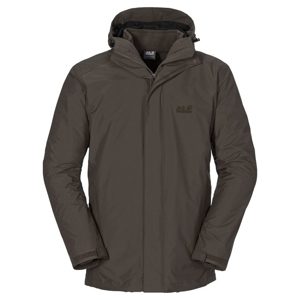jack wolfskin outdoorjacke iceland 3in1 men 2 teilig. Black Bedroom Furniture Sets. Home Design Ideas